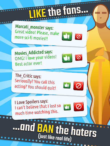 Hollywood Billionaire - Rich Movie Star Clicker 1.0.40 screenshots 9