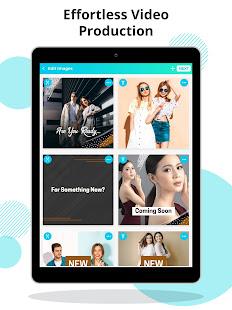 Marketing Video Maker, Promo Video Slideshow Maker screenshots 20