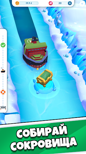 Icebreakers - idle clicker game about ships 0.88 screenshots 5