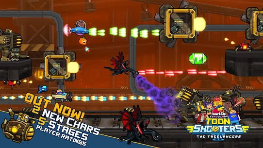 Toon Shooters 2 MOD (Unlimited Money/Gems) 2
