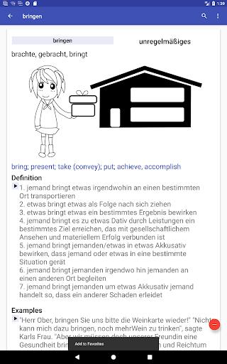 Deutsche Verben screenshots 19