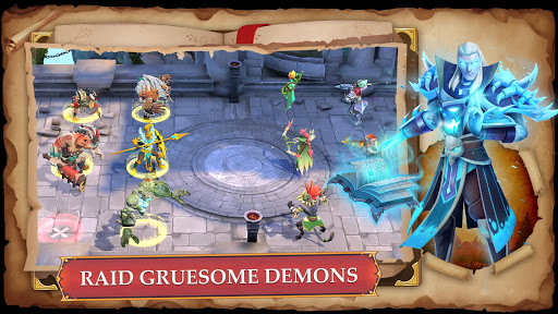 Epic Odyssey: Brave Guardian Idle  Screenshots 3