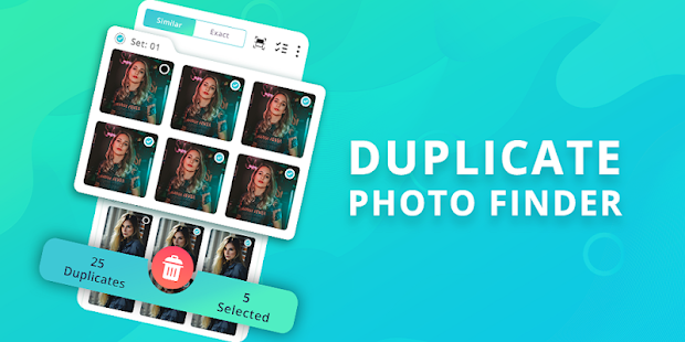 Duplicate Photo Finder : Get rid of similar images Screenshot