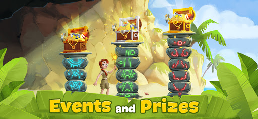Lost Island: Adventure Quest & Magical Tile Match 1.1.929 screenshots 15