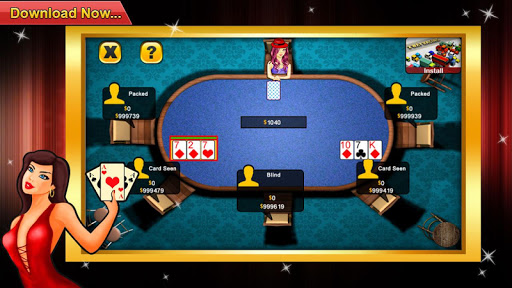Teen Patti poker android2mod screenshots 4