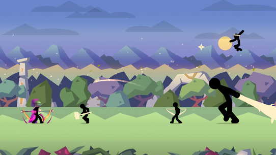 Stick Fight – Shadow Archer Battle Arena Mod Apk (Unlimited Items) 8