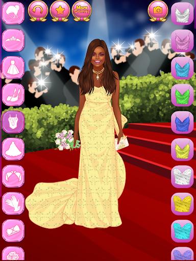 Red Carpet Dress Up Girls Game 1.4 Screenshots 10