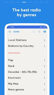 Radio Replaio MOD APK (Premium Unlocked) 4