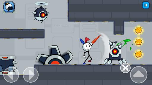 Stick Fight - Prison Escape Journey of Stickman apkpoly screenshots 7