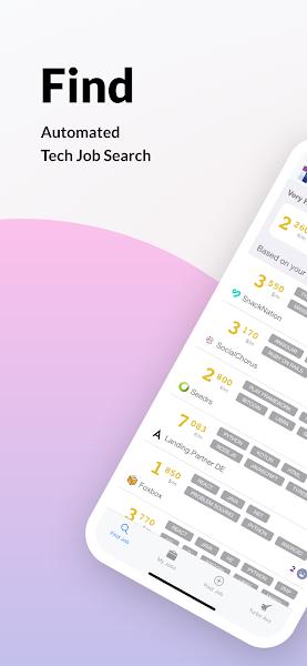 TechJob.app – IT Jobs