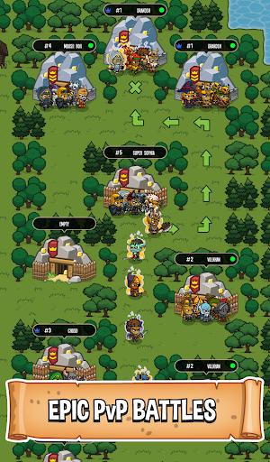Five Heroes: The King's War  screenshots 21