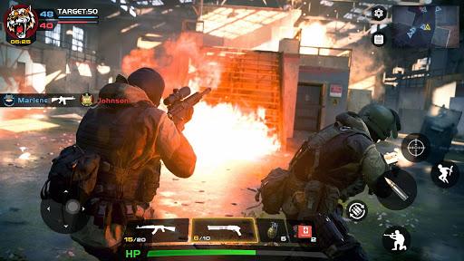 Critical Action :Gun Strike Ops - Shooting Game 2.6.01 screenshots 7