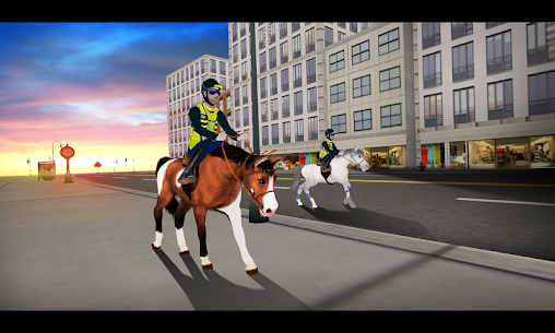 Download Latest Rodeo Police Horse Simulator app for Windows and PC 2
