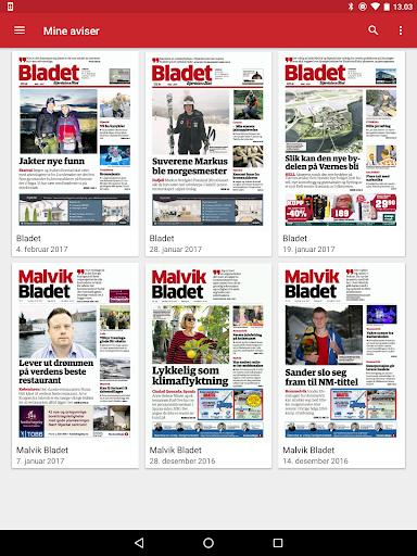 Bladet eAvis 6.3.0 screenshots 10