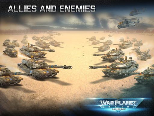 War Planet Online: Real Time Strategy MMO Game apkslow screenshots 9