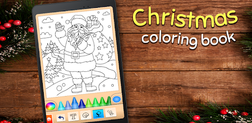 Christmas Coloring Apps On Google Play