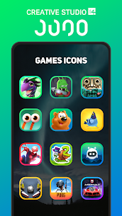 Juno Icon Pack Patched APK 5