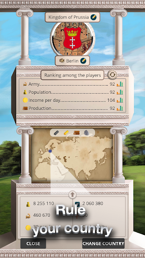 Europe 1784 - Military strategy apkpoly screenshots 15