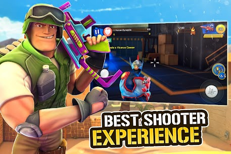Respawnables – Online PVP Battles 10.0.0 Mod APK Updated Android 1