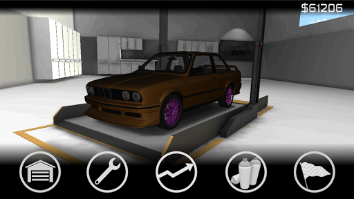 Drifting BMW 2 : Car Racing apkpoly screenshots 11