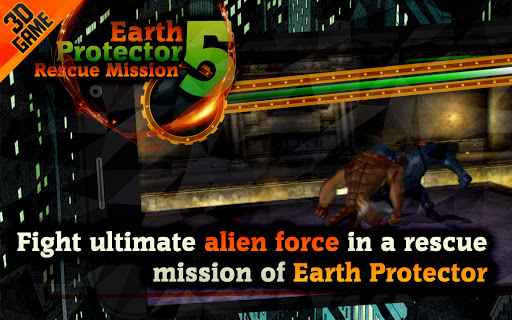 Earth Protector: Rescue Mission 6  updownapk 1