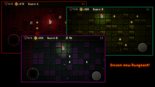 Pixel Runner: A Dungeon Adventure Mod Apk (Unlimited Money) 1