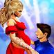 妊娠中 ママ 赤ちゃん お手入れ シミュレーター 妊娠 ゲーム - Androidアプリ