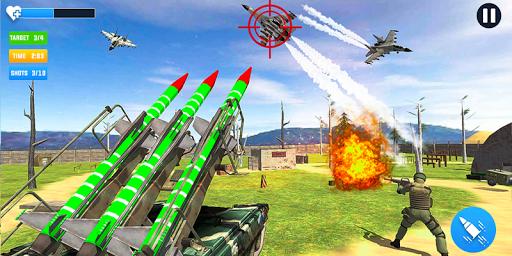 Jet Sky Strike Modern Combat:Aircraft Fighter 2020 APK MOD (Astuce) screenshots 1