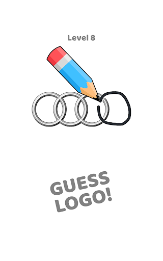 DOP: Draw Logo - drawing puzzle apkpoly screenshots 8
