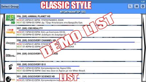 Ultimate IPTV Playlist Loader 4.40 Screenshots 7