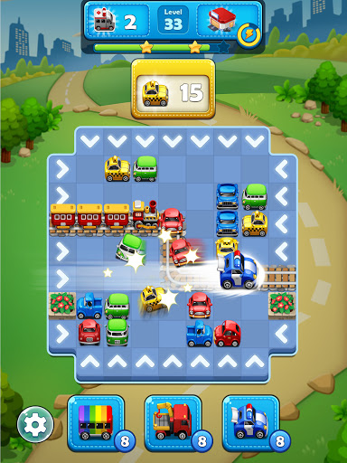 Traffic Jam Cars Puzzle android2mod screenshots 12