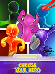 Heroes Inc! .APK Preview 5