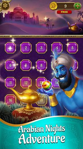 Genies & Gold - Match 3 Jewel & Gem Adventure 1.2.6 screenshots 5