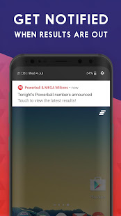 Ticket Scanner for Mega Millions & Powerball