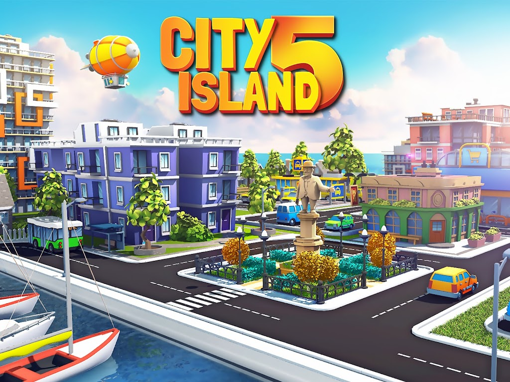 City Island 5 - Tycoon Building Simulation Offline poster 15