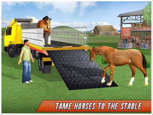 Farm Animal Transport Truck Simulator Driver 2020 2.7 Screenshots 11