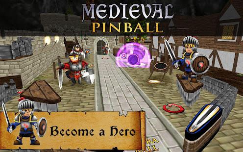Medieval Pinball 3.1 screenshots 1