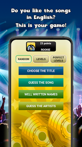 Guess the song - music games free Guess the Songs 1.5 Screenshots 5