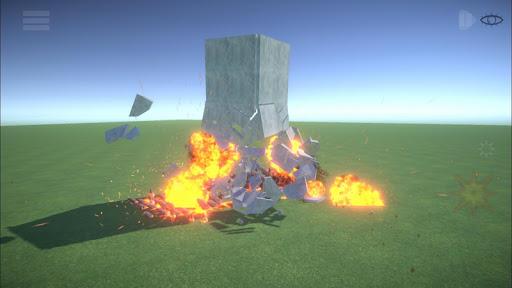 Sandbox destruction simulation apkdebit screenshots 5