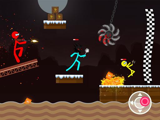 Stick Fighter: Stickman Games apklade screenshots 1