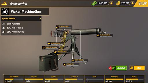 Sniper Game: Bullet Strike - Free Shooting Game 1.1.4.4 screenshots 8