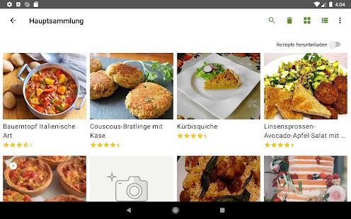 Chefkoch - Rezepte & Kochen Screenshot