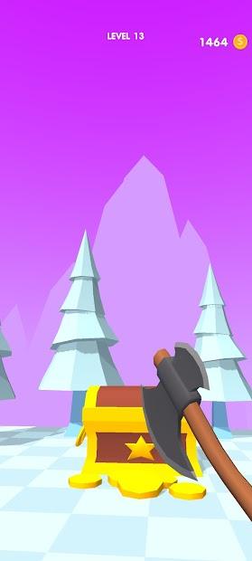 Axe Hit Master 3D screenshot 4