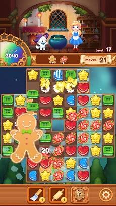 ベストクッキーメーカー:ファンタジーマッチ3パズルのおすすめ画像5