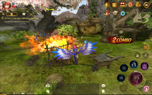 World of Dragon Nest - Funtap screenshots 16