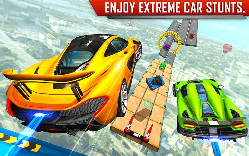 Mega Ramp Car Stunt Games 3d  screenshots 7