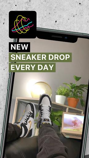 Wanna Kicks : AR sneakers try on  Screenshots 1