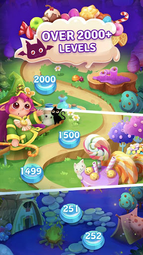 Candy Blast - 2020 Free Match 3 Games apkpoly screenshots 6