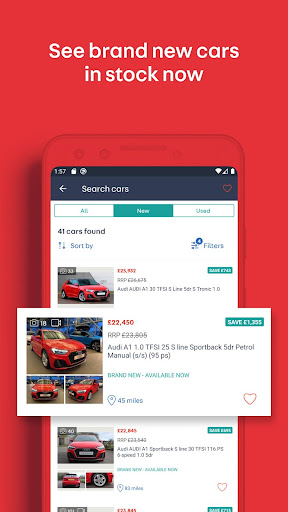 Auto Trader: Buy new & used cars. Search car deals 6.10 Screenshots 4