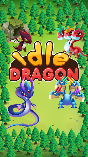 Idle Dragon - Merge the Dragons! apkmartins screenshots 1